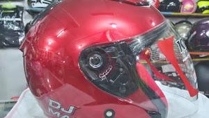 Cara Membedakan Helm KYT Asli dan Palsu Lengkap dengan Gambar