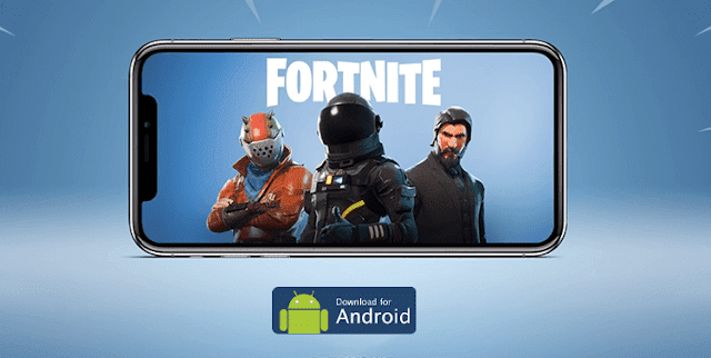 Fortnite for Android : The game's operating requirements