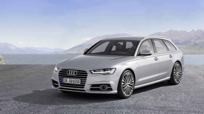 Wallpaper: Audi A6 2016 Avant