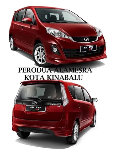 Perodua Alza Kota Kinabalu Sabah: Senarai harga Perodua ...