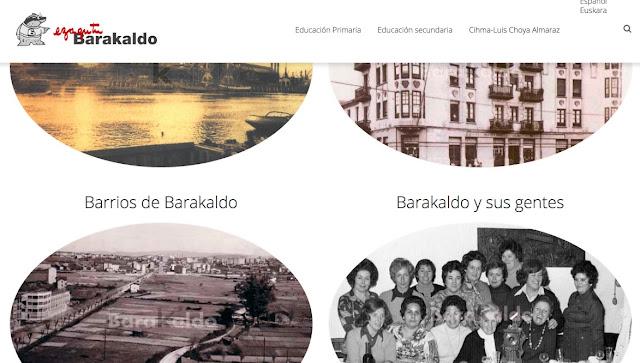 web de fotografías del Ayuntamiento