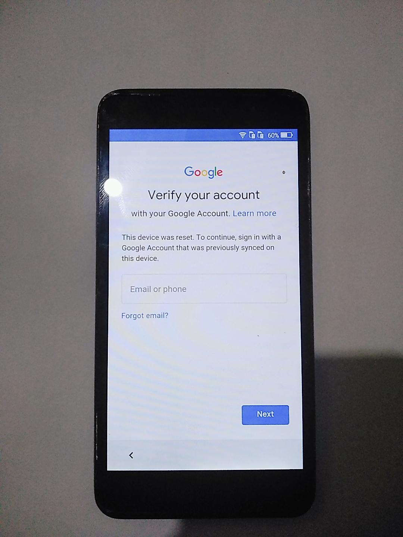 ByPass FRP Google Account CoolPad Roar Plus E570