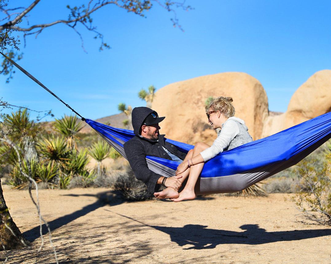 Five Hammock Camping Myths, Busted
