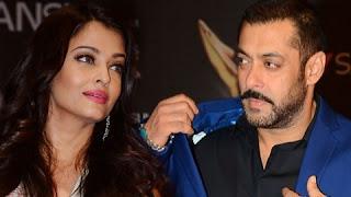 Salman Khan and Aishwarya Rai Bachchan