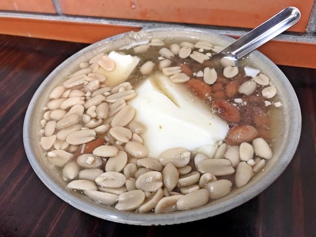 杉味豆花~台北寧夏夜市美食