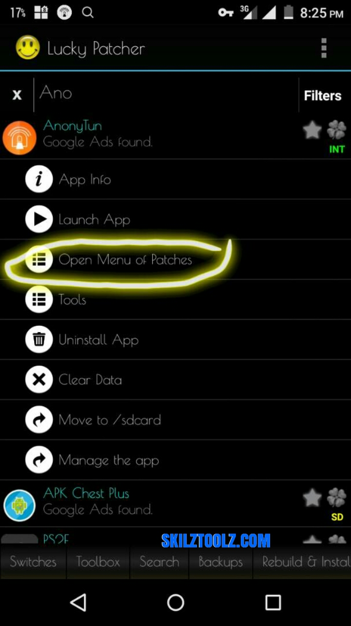 How to Remove ads from Android app Using Lucky Patcher ...