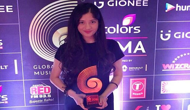 Anmol Malik Wins GIMA 2016