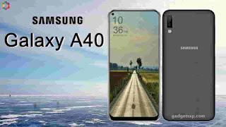 Cara Baru Flash Samsung Galaxy A40