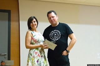 Premio de Rosana Morales