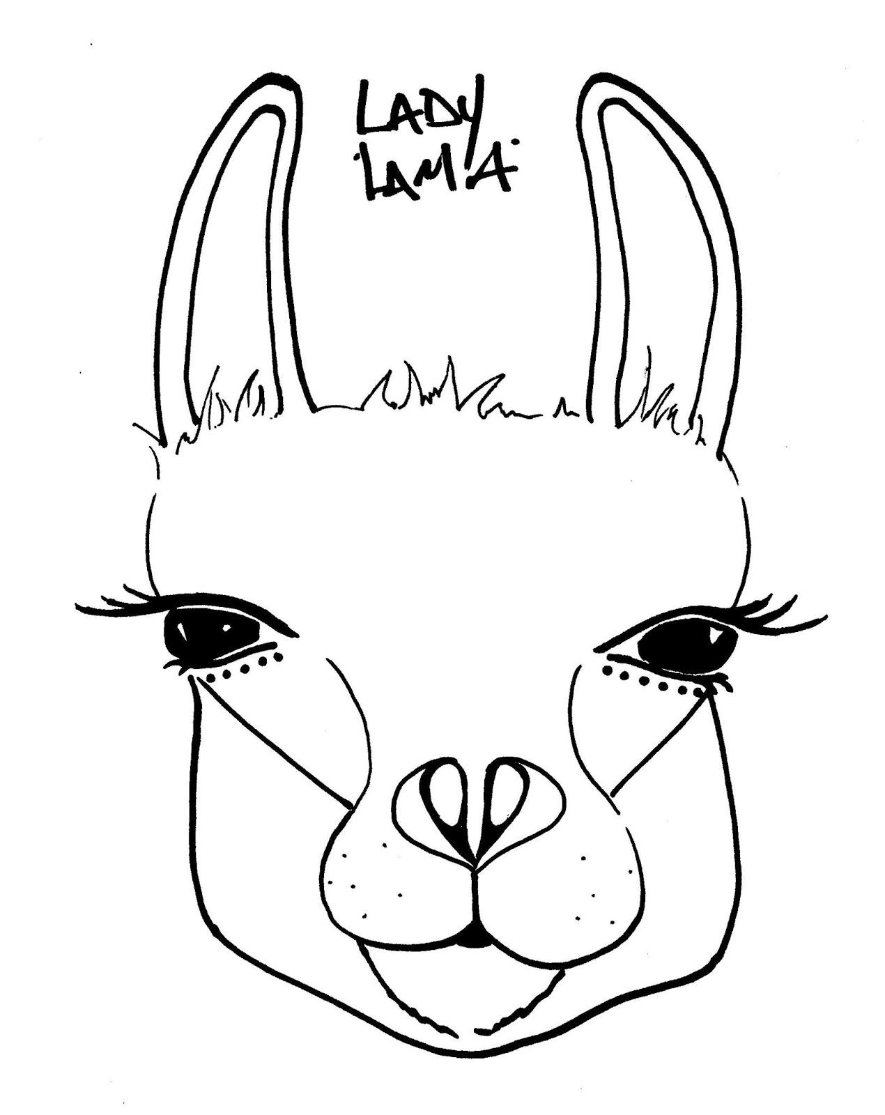 La boite à idées de l' atelier 3B* * *: Lady lama