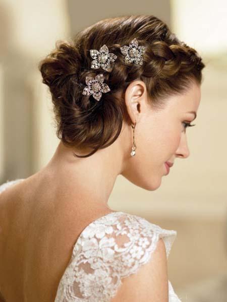 Super Wedding Hairstyles For Fine Hair Trends Hairstyles Photos Short Hairstyles Gunalazisus