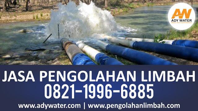 jasa pengolahan limbah, ady water