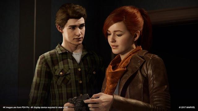 شخصية Mary Jane ستكون قابلة للعب في إصدار Spider-Man
