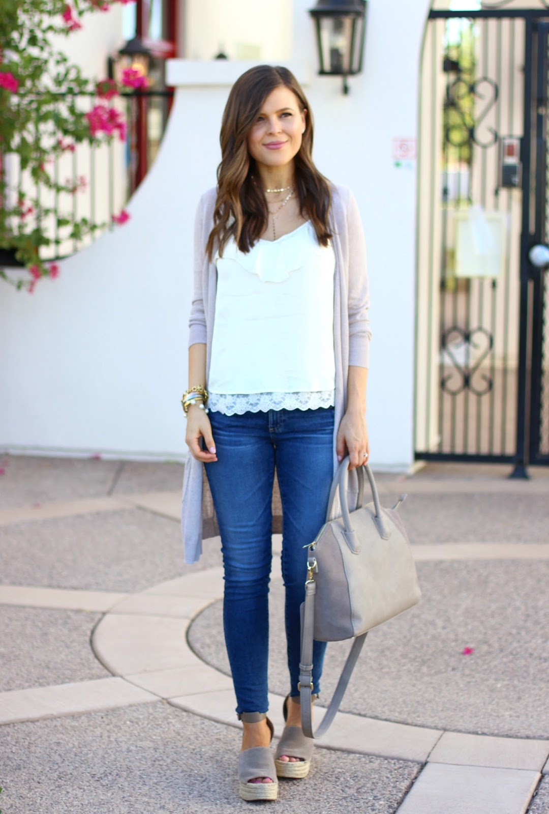 Neutrals with Nordstrom