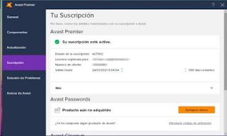 Avast! Internet Security/Premier Antivirus V 17.7.2314 Full