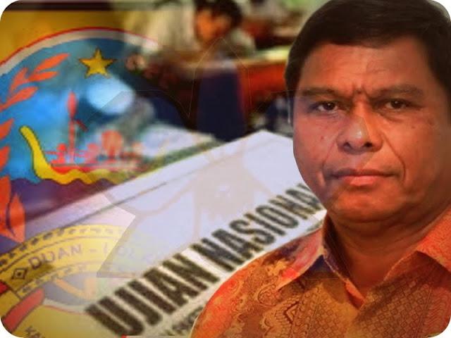 Romelus Far Far Buka Simpul Soal UAN SMP di Maluku Tenggara Barat