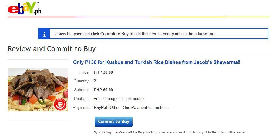 Ebay Philippines Kuponan Offers Great Food Deals For Foodies
