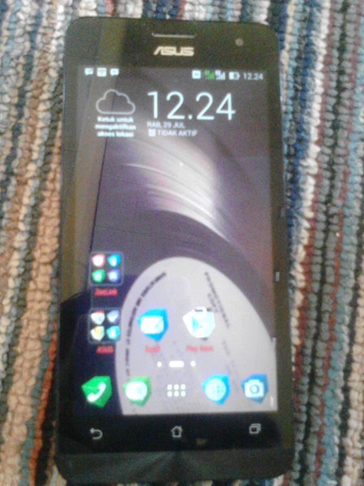 Hp ASUS Zenfone 5 Ram 2gb Internal 16gb Fulset No Minus Garansi Tam Maw Di Tt Bt Boleh Diutamakan Grand 2 Prime Iphone 4 4s Sama Sony Kalo D Jual