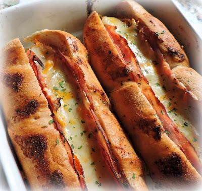 Hot Italian Hoagies