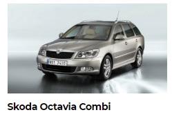 skoda octavia combi new