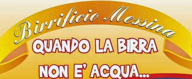 L'OR.S.A. SOSTIENE IL BIRRIFICIO MESSINA