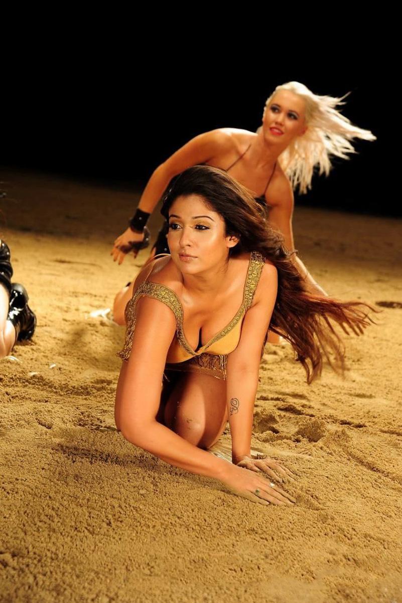 Actress Nayantara Hot Photos From Kvj Movie - Hot Blog Photos-6719