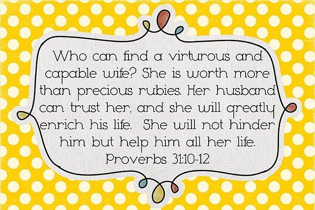 Gods Masterpiece Faith Proverbs 31 Woman
