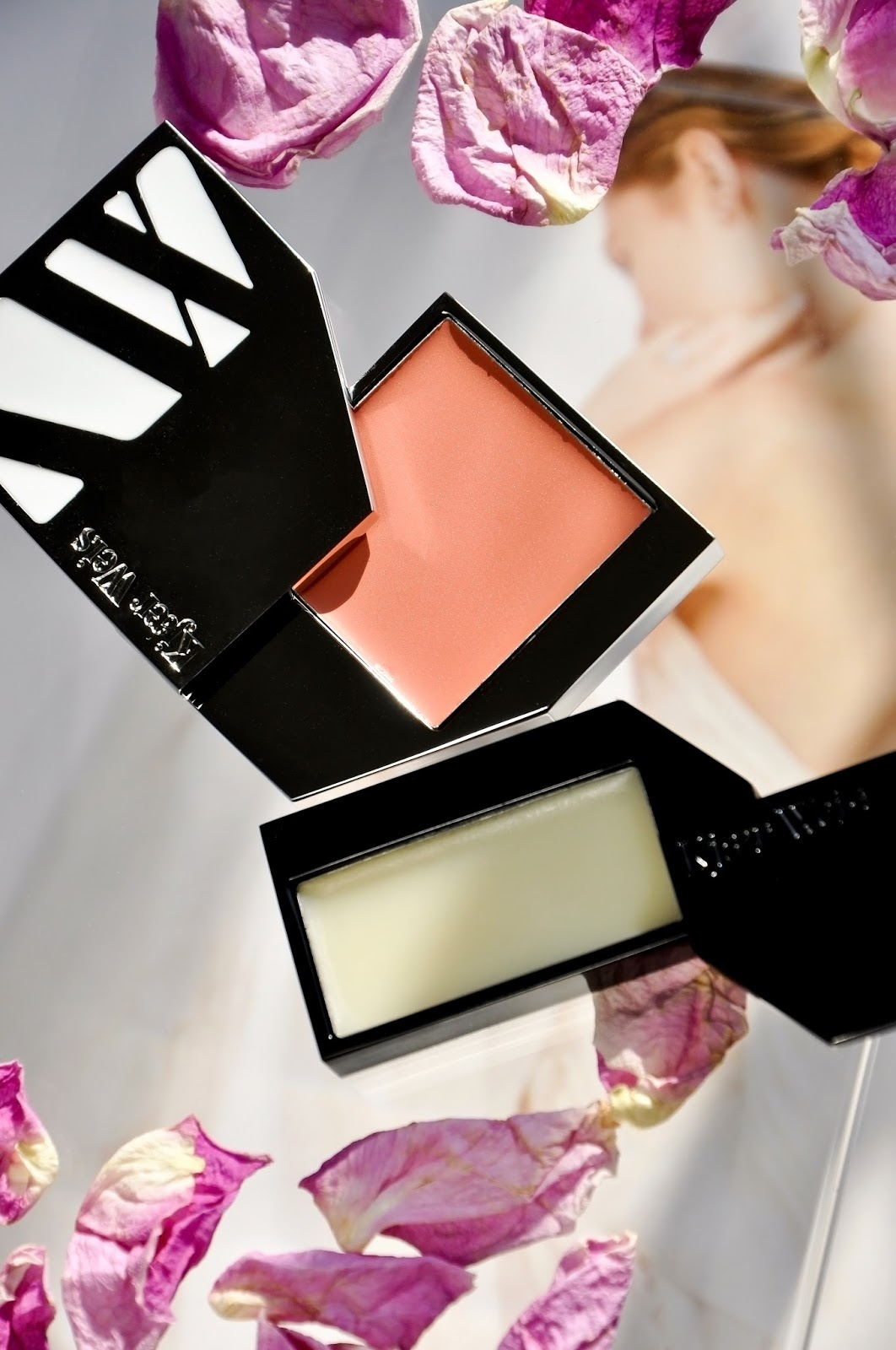 Tried & Tested: Kjaer Weis Cream Blush in Sun Touched & The Lip Balm