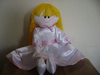 fotos+091 - Bonecas daminhas em tecido