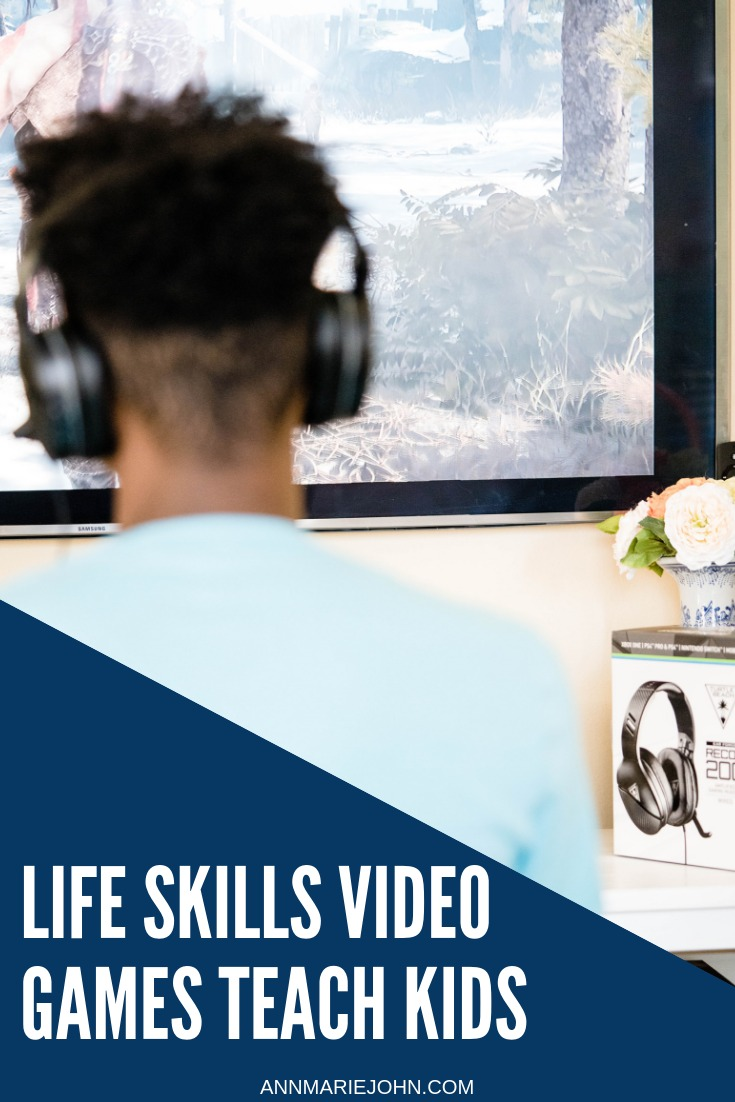 Surprising Life Skills Video Games Can Teach Your Kids