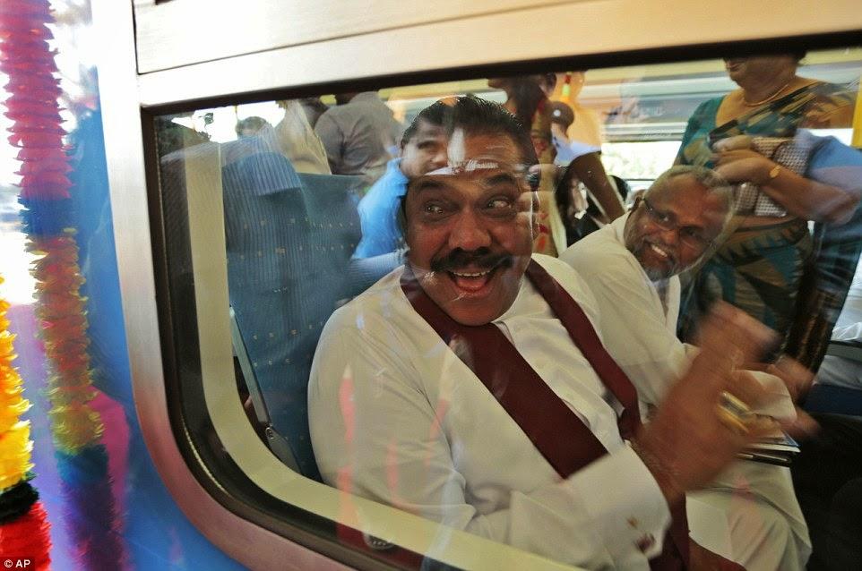 "The Curse of the Executive & The Rajapaksa's 'Governance"" - Sri"