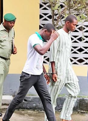 Yunusa Dahiru Ese Oruru's abductor  arraigned in court