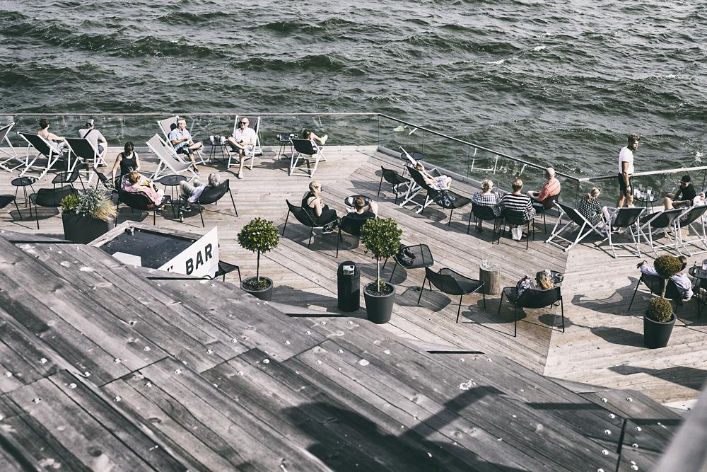 Helsinki, Löyly, ravintola, visithelsinki, valokuvaaja Frida Steiner, Visualaddict, arkkitehtuuri, kesä, summer