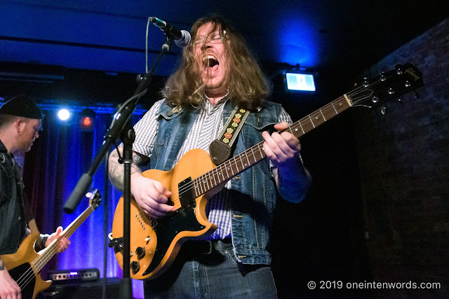 Sam Coffey and The Iron Lungs at Jasper Dandy on April 12, 2019 Photo by John Ordean at One In Ten Words oneintenwords.com toronto indie alternative live music blog concert photography pictures photos nikon d750 camera yyz photographer