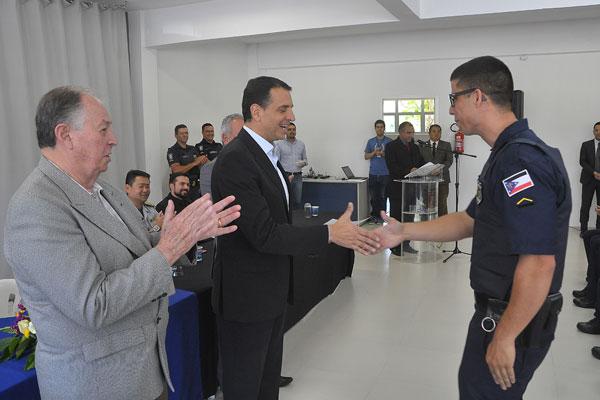 Guarda Civil Municipal de Mogi das Cruzes recebe mais 30 novos policiais