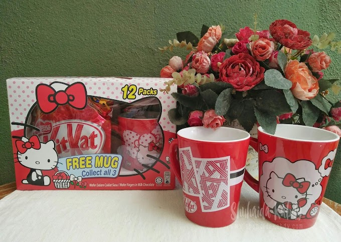 Koleksi Mug Hello Kitty