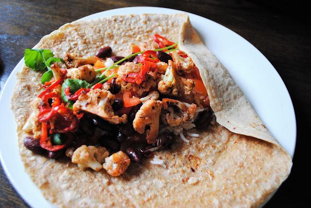 burrito-coliflor-cauliflower-tex-mex-vegan