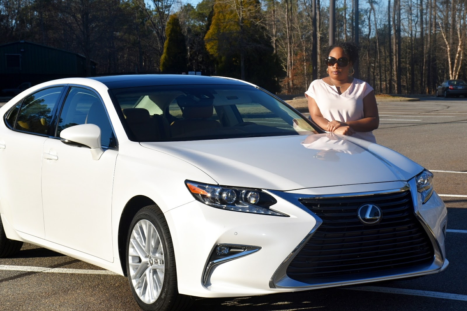 Experience Amazing 2017 Lexus Es350 Review Plus Black Panther Movie Review