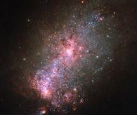 NGC 3125 Galaxy