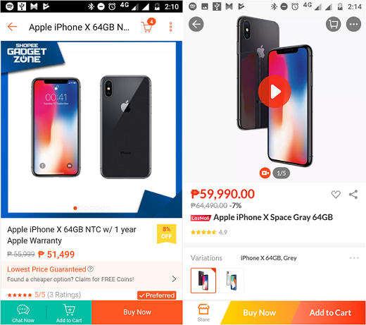 Shopee Lowest Price Guarantee