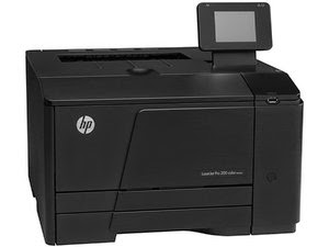 Download Driver Printer HP LaserJet Pro 200 Color M251nw