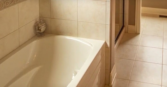 Ceramic or porcelain for bathroom wall
