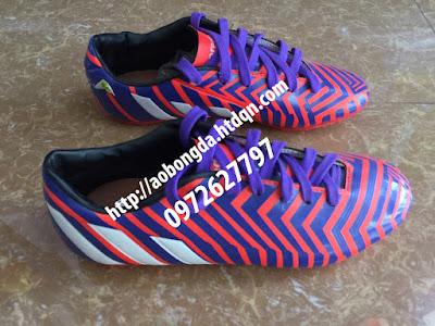 giày đá bóng cỏ nhân tạo 1