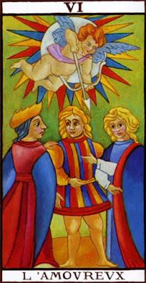 Tarot de Marsella iniciático simbólico