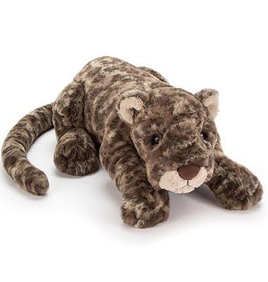 luipaard knuffel jellycat