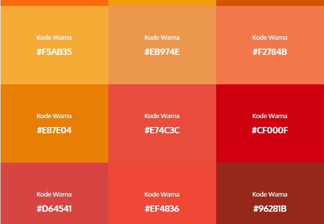Responsive Flat UI Color Picker