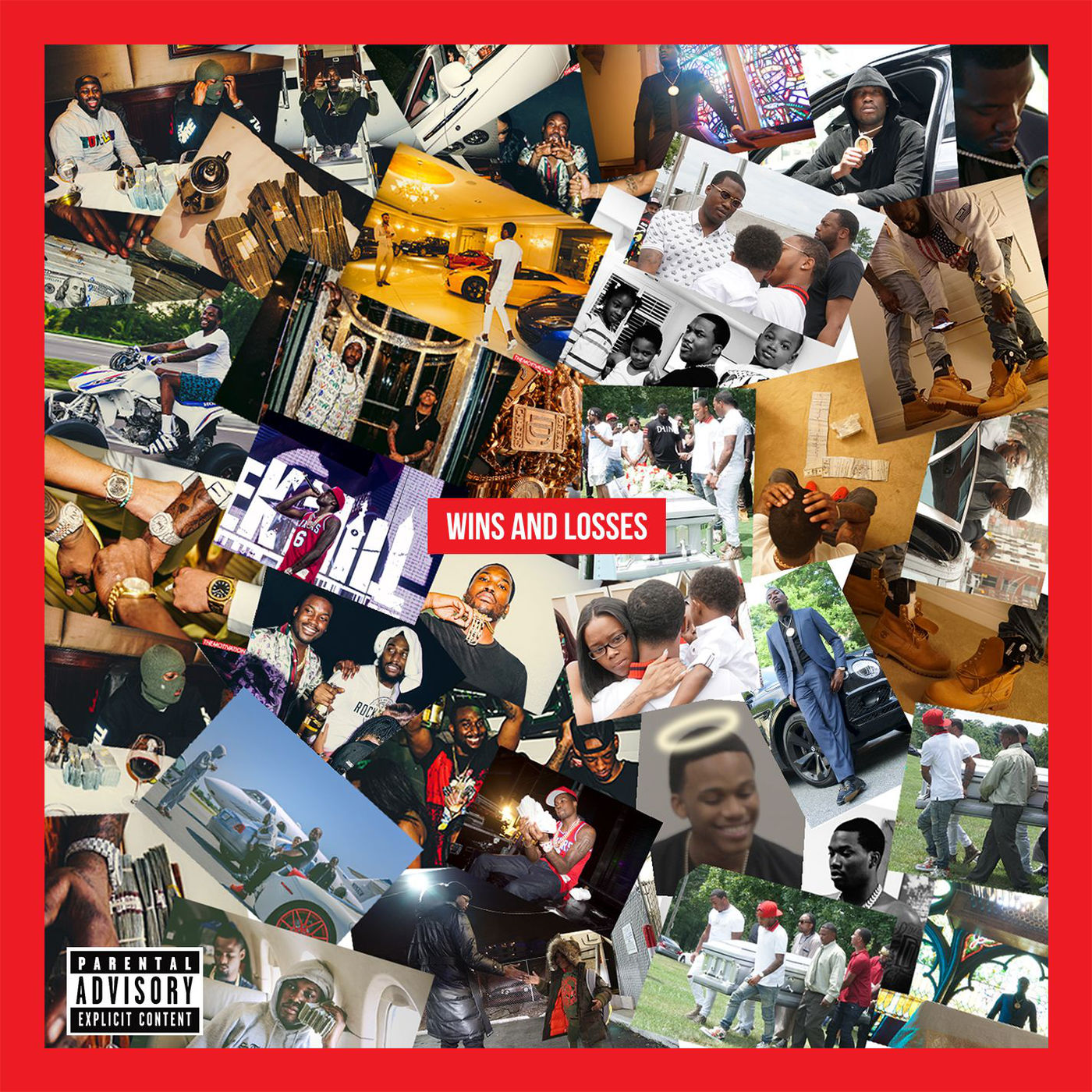 Meek Mill - Issues - Single Cover