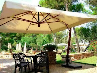 Patio Design Idea: Patio Umbrellas For The Outdoor Room
