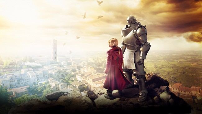 Live Action Fullmetal Alchemist Versi Hollywood