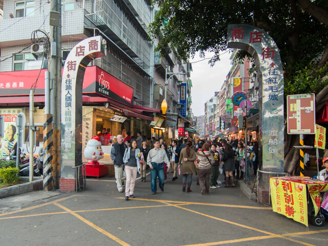 Cerita Sederhana Pergi ke Tamsui